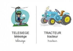 Vocabulaire transport