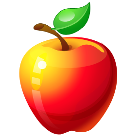 dessin pomme maternelle pomme