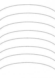 image découpage courbe