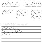 image perfectionnement graphique montagnes et courbes