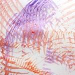 Peinture à la raclette