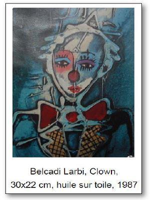 Belcadi Larbi Clown
