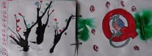 Abécédaire animaux lettre Q quetzal