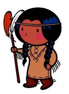 Comptines sur les indiens d'Amérique