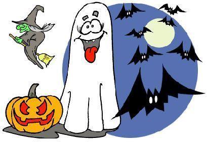 image des comptines sur Halloween