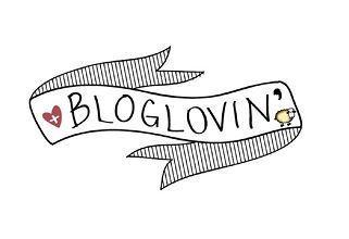 Bouton Bloglovin