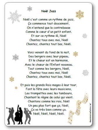 Chanson Noël Jazz