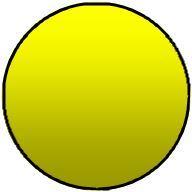 Attache PDF Bouton jaune