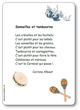 Poésie Sonnailles et tambourins Corinne Albaut