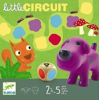 Lien Amazon Jeu Little circuit, Jeux de société maternelle