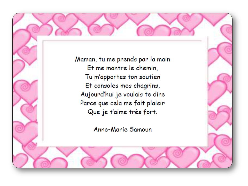 Poeme poesie lettre amour citation pour te le dire for Par la fenetre ouverte comptine