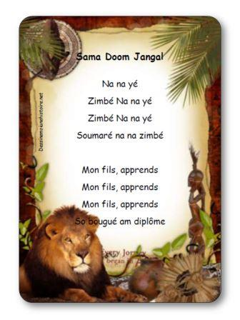 Comptine Sama Doom Jangal