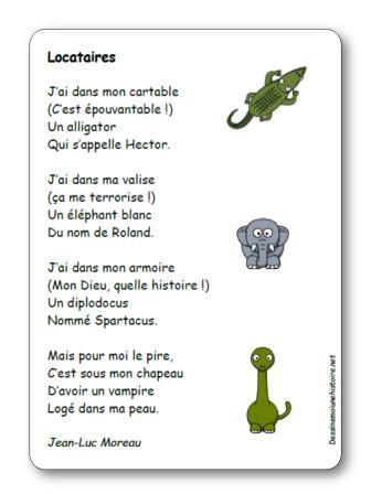 Poésie Locataires Luc Moreau