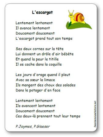 Chanson L'escargot de Jaymes, escargot Jaymes
