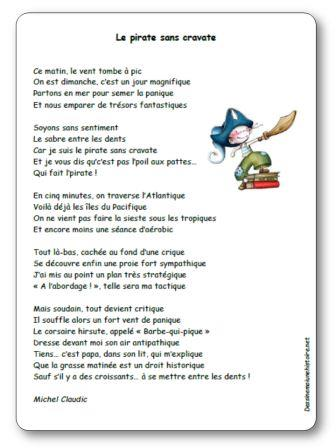 Chanson Le pirate sans cravate Michel Claudic
