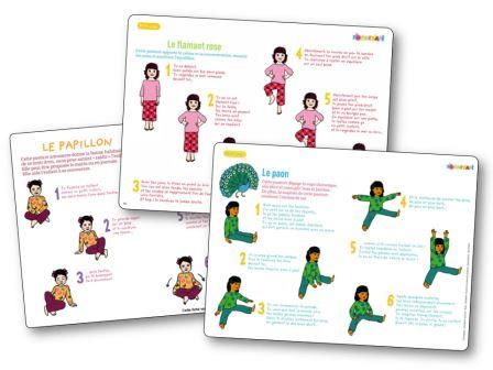 Exercice Gym Pour Maternelle