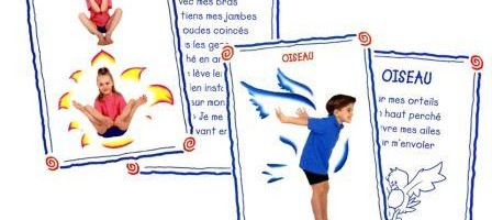 Fiches yoga les petits Bout2fee