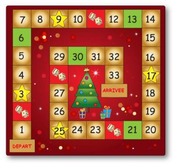 Sapin de Noel sapin de noel histoire : Jeu de numération de Noël : le sapin