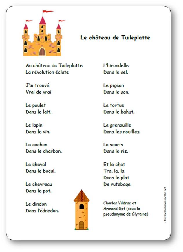 Le château de Tuileplatte de Charles Vildrac et Armand Got