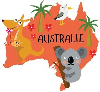 Comptines kangourous et koalas