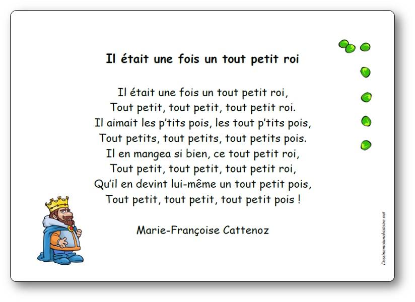Il était une fois un tout petit roi de Marie-Françoise Cattenoz