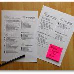 Liste des choses à faire pour bien réussir sa rentrée scolaire quand on est enseignant en maternelle