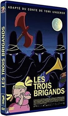 Les trois brigands, film adapté du conte de Tomi Ungerer