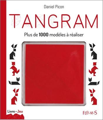 Tangram 1000 modèles à réaliser de Daniel Picon
