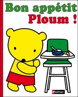 Bon appetit Ploum de Micheline Bertrand et Lise Marin