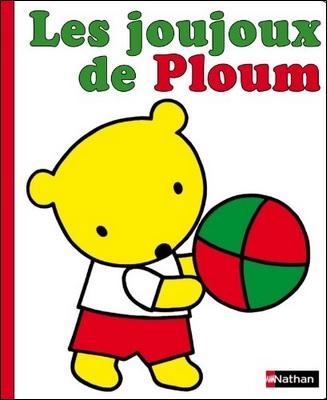 Les joujoux de Ploum de Micheline Bertrand et Lise Marin
