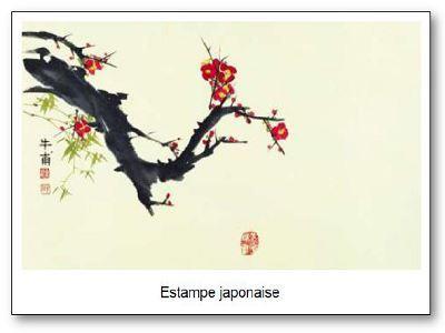 Estampe japonaise
