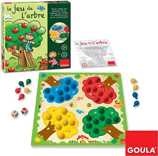Le jeu de l'arbre de chez Goula