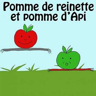 La chorale des petits écoliers : Pomme de reinette et Pomme d'Api