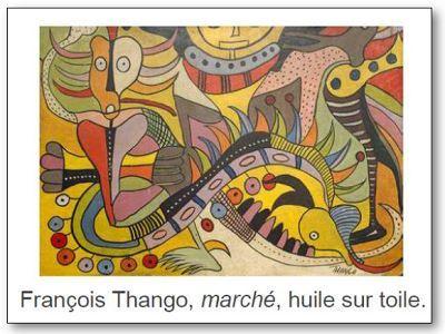 Thango françois Marché