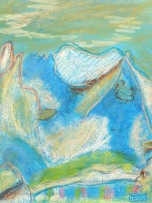Boberg anna glacier lake production d'élève