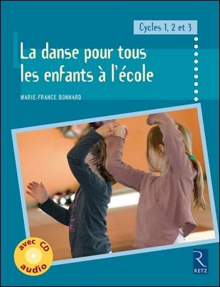 La danse pour tous les enfants à l'école de Marie-France Bonnard