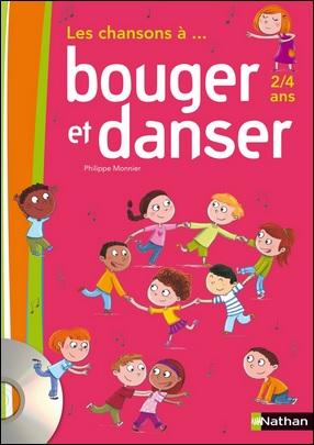 Les chansons à bouger et danser de Philippe Monnier