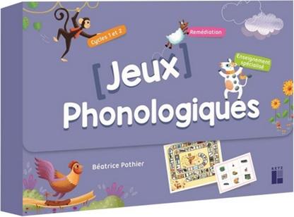 Malette de jeux phonologiques de Béatrice Pothier, Retz