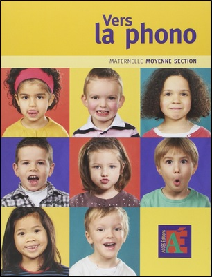 Vers la phono Maternelle Moyenne section de Christina Dorner et Michel Ott