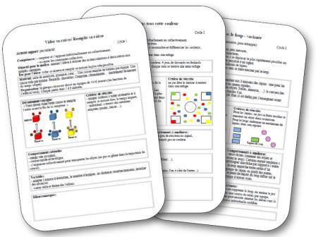 68 jeux sportifs pour travailler la motricit en maternelle for Objectif atelier cuisine en creche