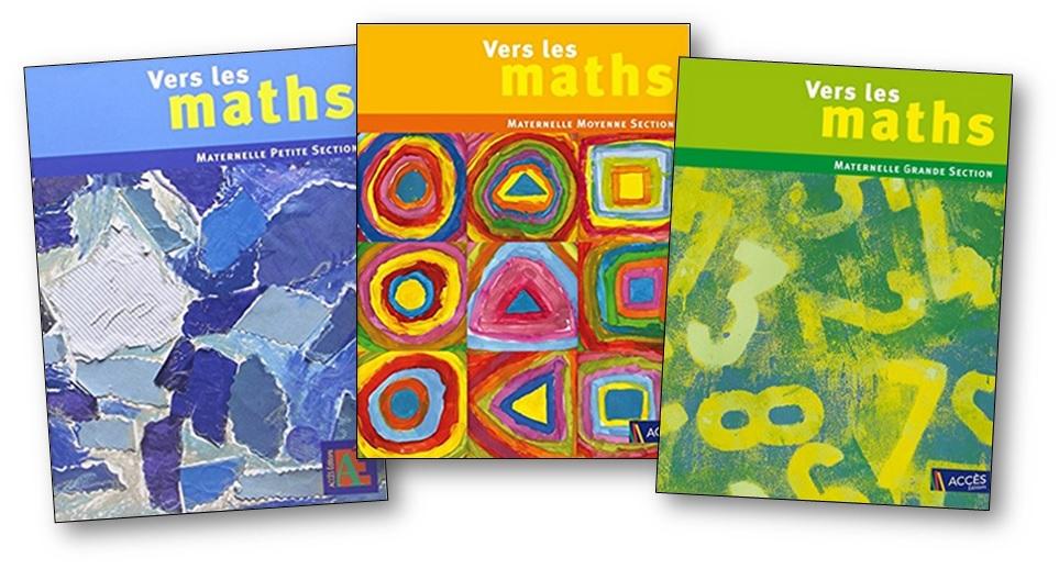 livre mathématiques maternelle