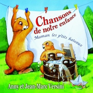 Chansons de notre enfance d'Anny et Jean-Marc Versini : J'aime la galette