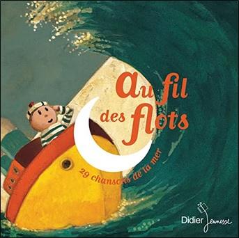Au fil des flots de Natalie Tual et Michel Chatet