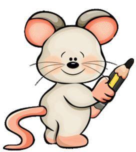 Chansons comptines et poésie sur les animaux image souris