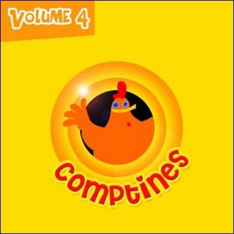 Comptines, Volume 4 : Mon poisson rouge