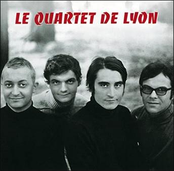 La complainte de l'hippocampe, Le Quartet de Lyon