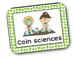 Etiquettes coin sciences 2