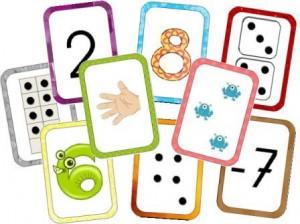 Des cartes imprimer pour apprendre compter en maternelle - Jeux de clown tueur gratuit ...