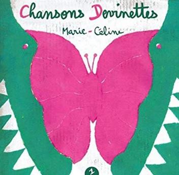 Chansons Devinettes de Marie-Céline Lachaud : Un bébé fantôme
