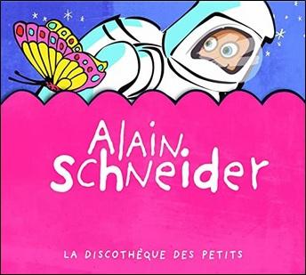 Alain Schneider : T'es rien sur la Terre, terrien !